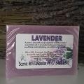 Lavender Soap Range