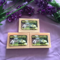 GOATS MILK & LEMON MYRTLE SOAP