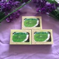 COCONUT LIME SPLASH SOAP
