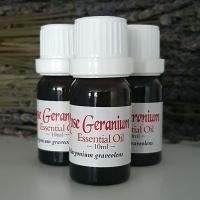 Rose Geranium Essential Oil - 10ml